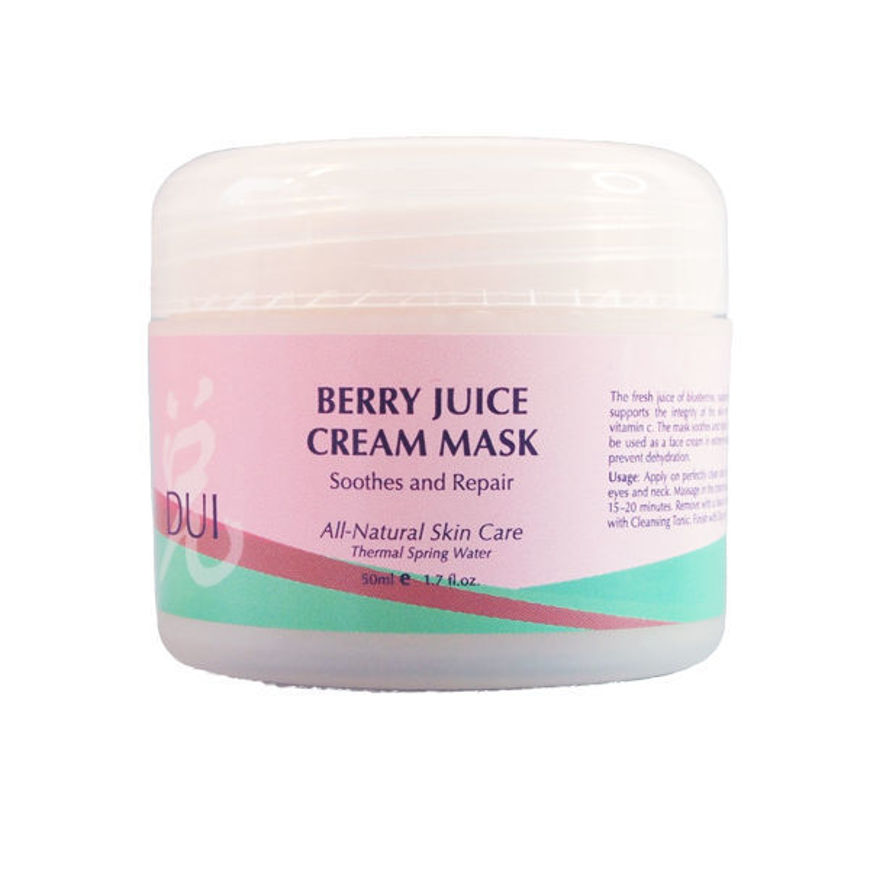 Picture of Berry Juice Cream Mask