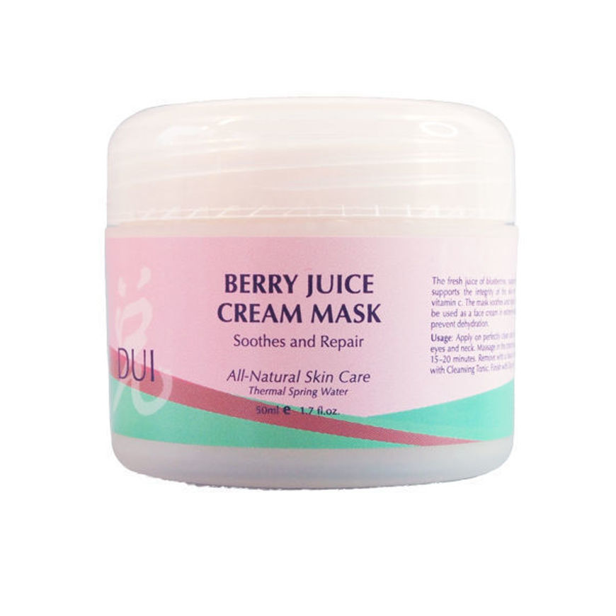 Picture of Berry Juice Cream Mask (A)